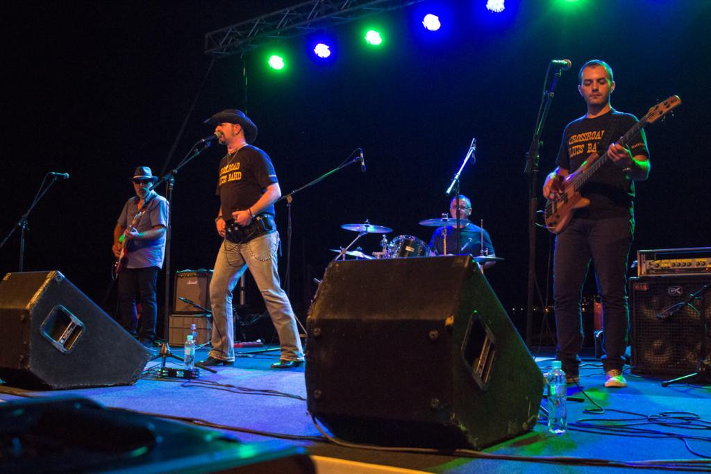 BIG Festival Crossroad Blues Band