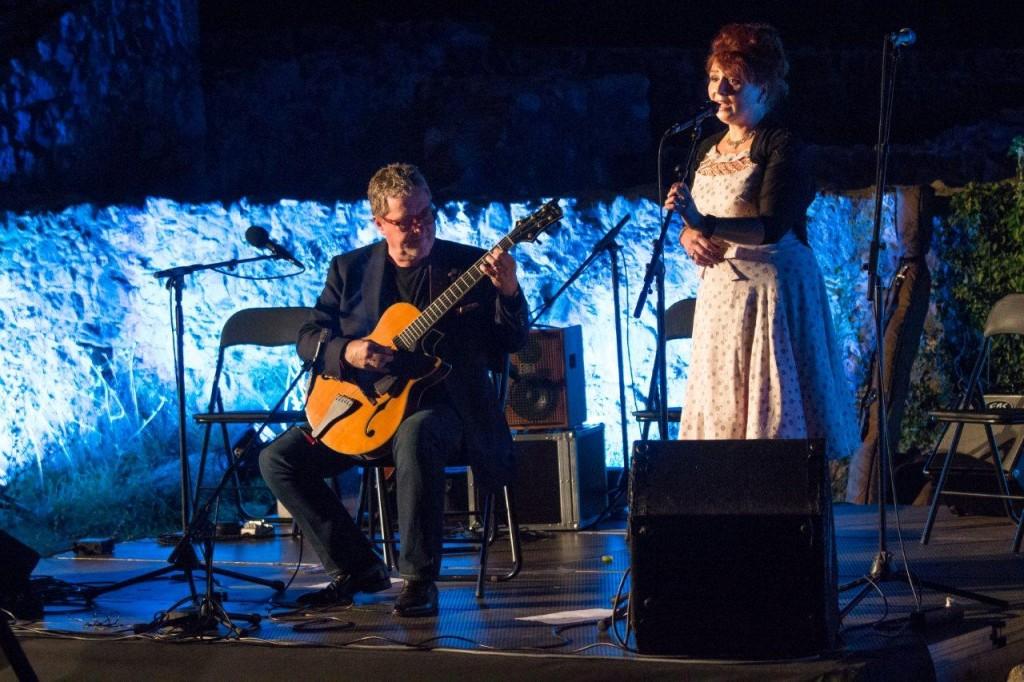 BIG Festival - Martin Taylor and Alison Burns