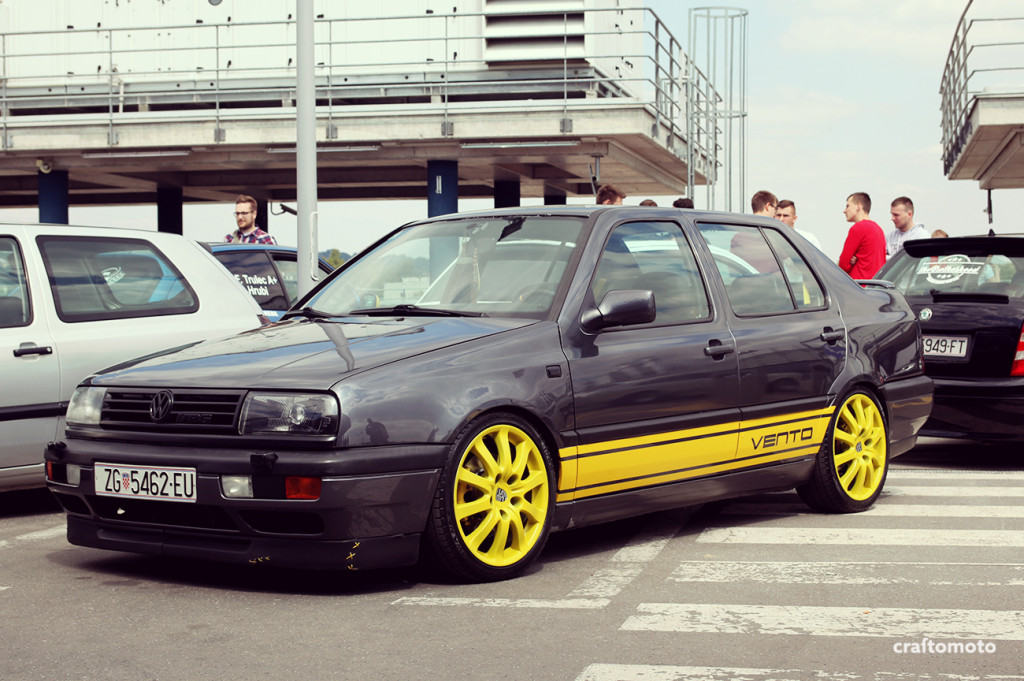 1. Croatian Tuned Cars meet