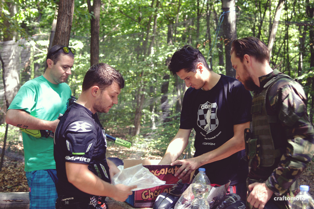 Paintball Križevci