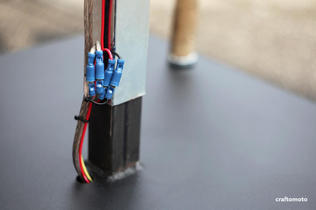 Animatronic robot soldier