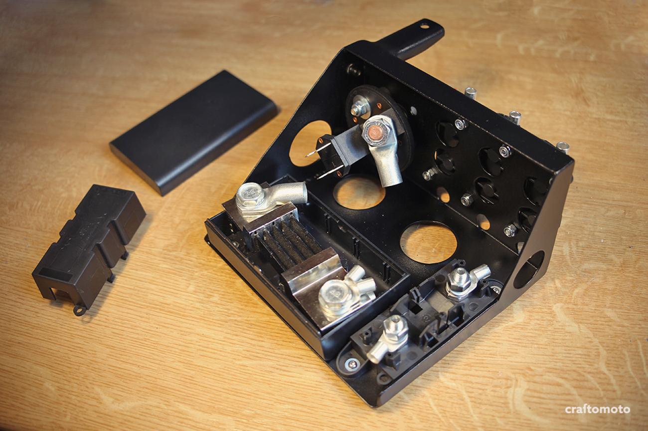 custom fuse battery box. Black Bedroom Furniture Sets. Home Design Ideas