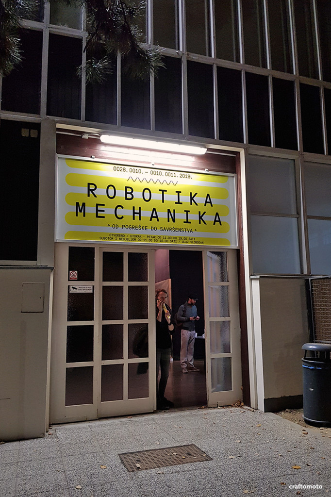 Robotika Mechanika